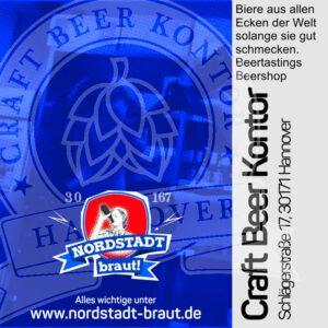 Im Craft Beer Kontor könnt ihr unser 30167 Bier geniessen
