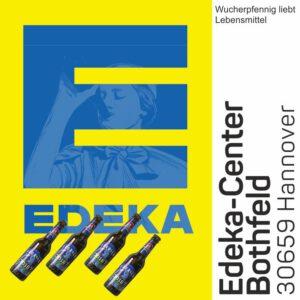 Im EDEKA Center Bothfeld könnt ihr unser 30167 Bier kaufen