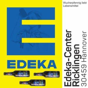 Im EDEKA Center Ricklingen könnt ihr unser 30167 Bier kaufen