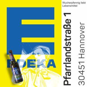Im EDEKA Pfarrlandstrasse könnt ihr unser 30167 Bier kaufen