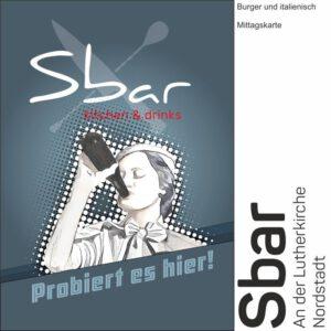 In der SBar könnt ihr unser 30167 Bier geniessen