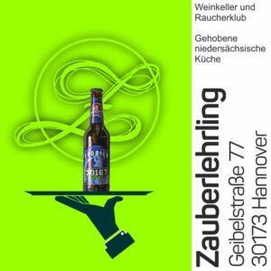 Im Zauberlehrling könnt ihr unser 30167 Bier geniessen