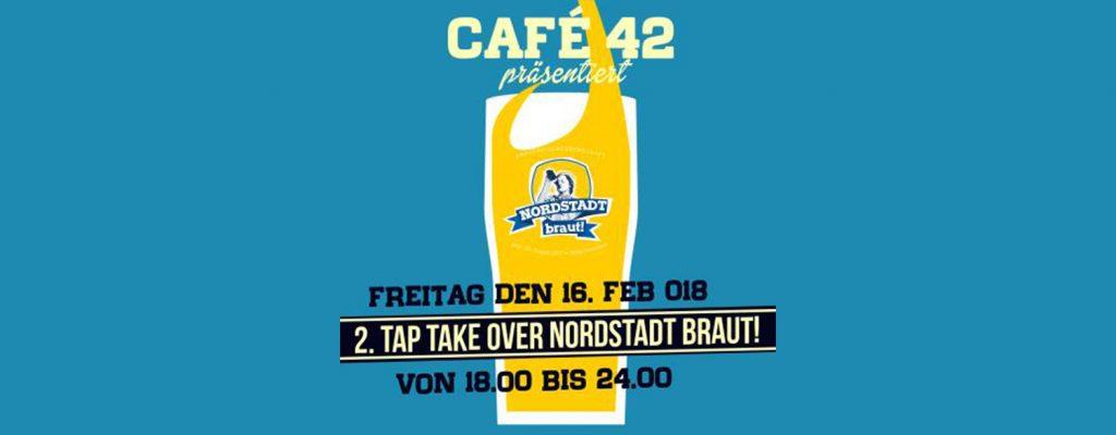 TapTake Over Cafe42
