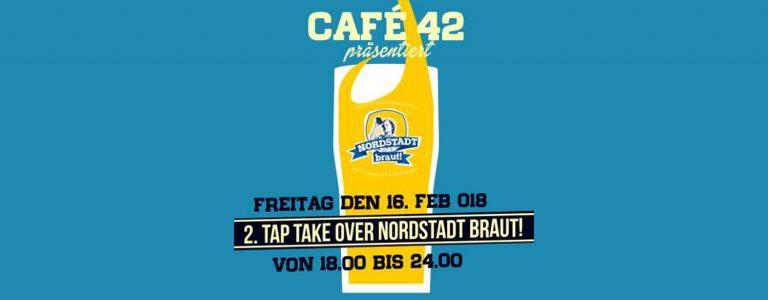 2. Tap Takeover im Café 42