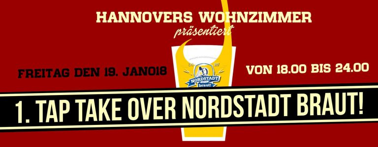 1. Tap Takeover in Hannovers Wohnzimmer
