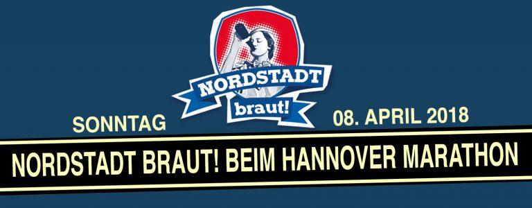 NORDSTADT braut! beim Hannover Marathon