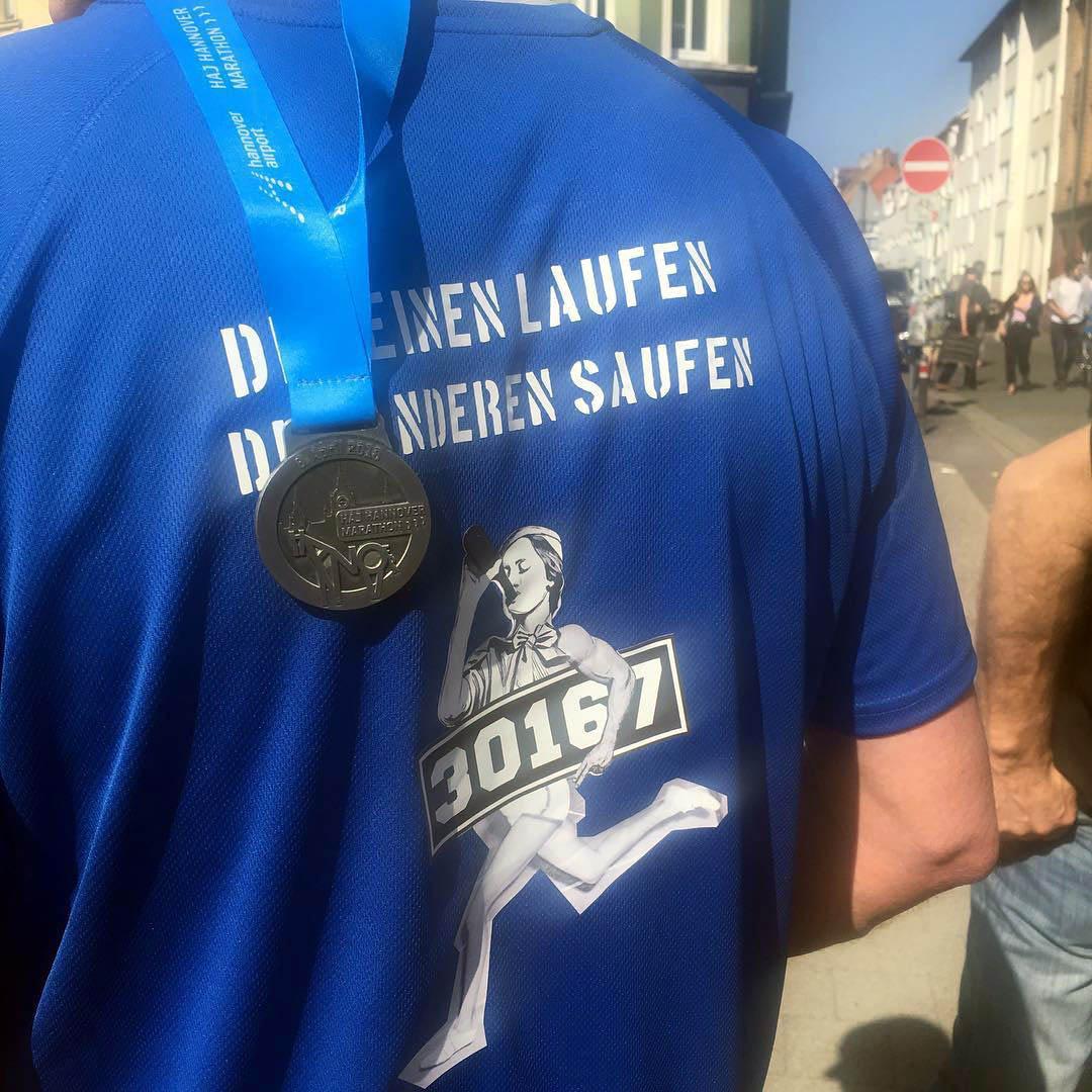 NORDSTADT braut! beim Hannover Marathon 2018