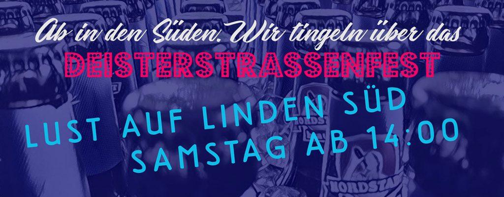 NORDSTADT braut! Bier Deisterstrassenfest