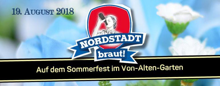 Sommerfest im Von-Alten-Garten