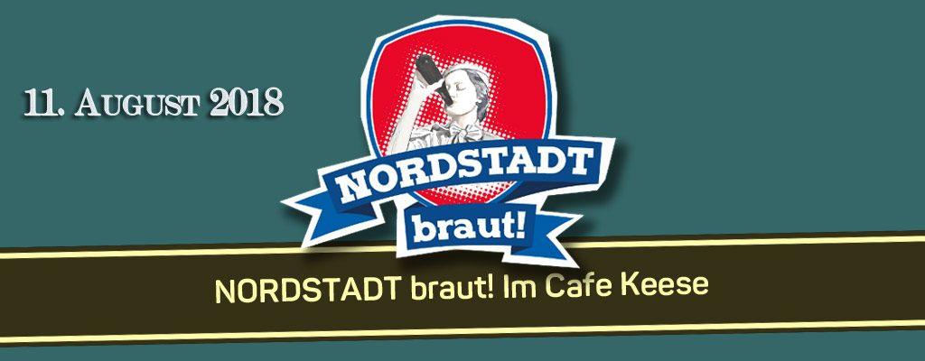 NORDSTADT braut! im Cafe Keese