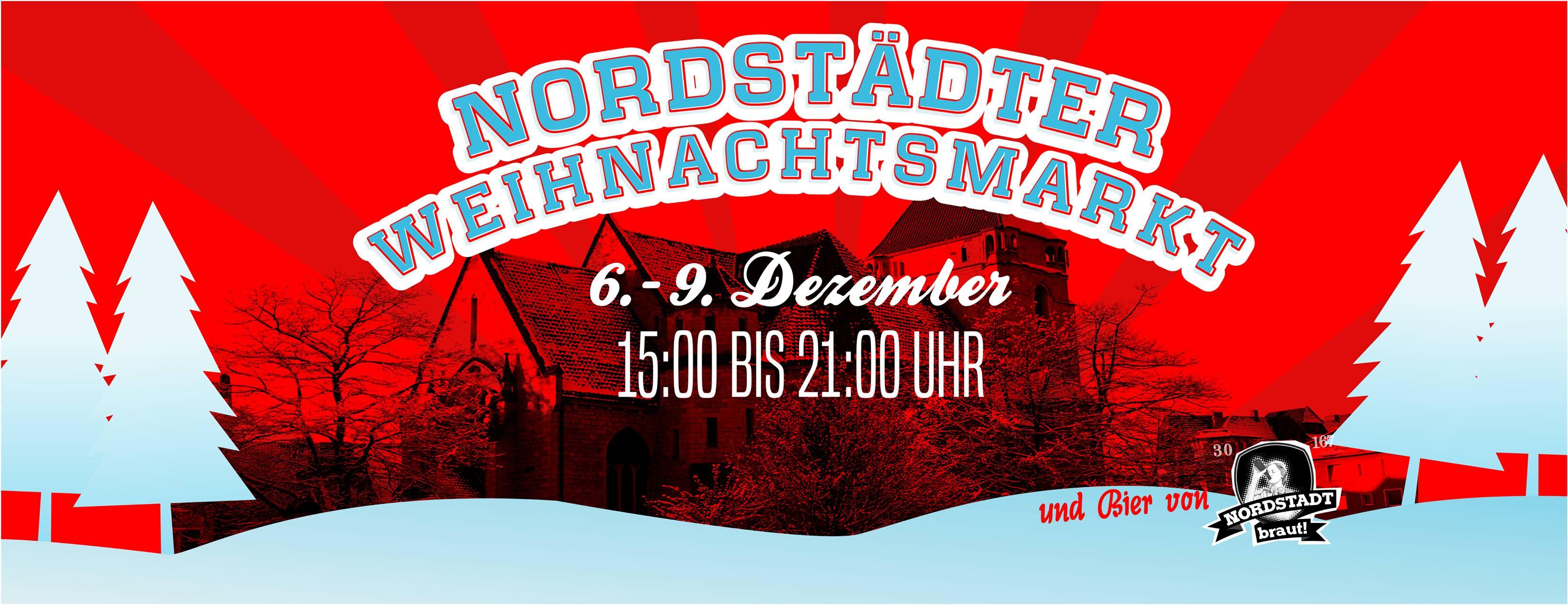 Weihnachtsmarkt an der Lutherkirche 2018