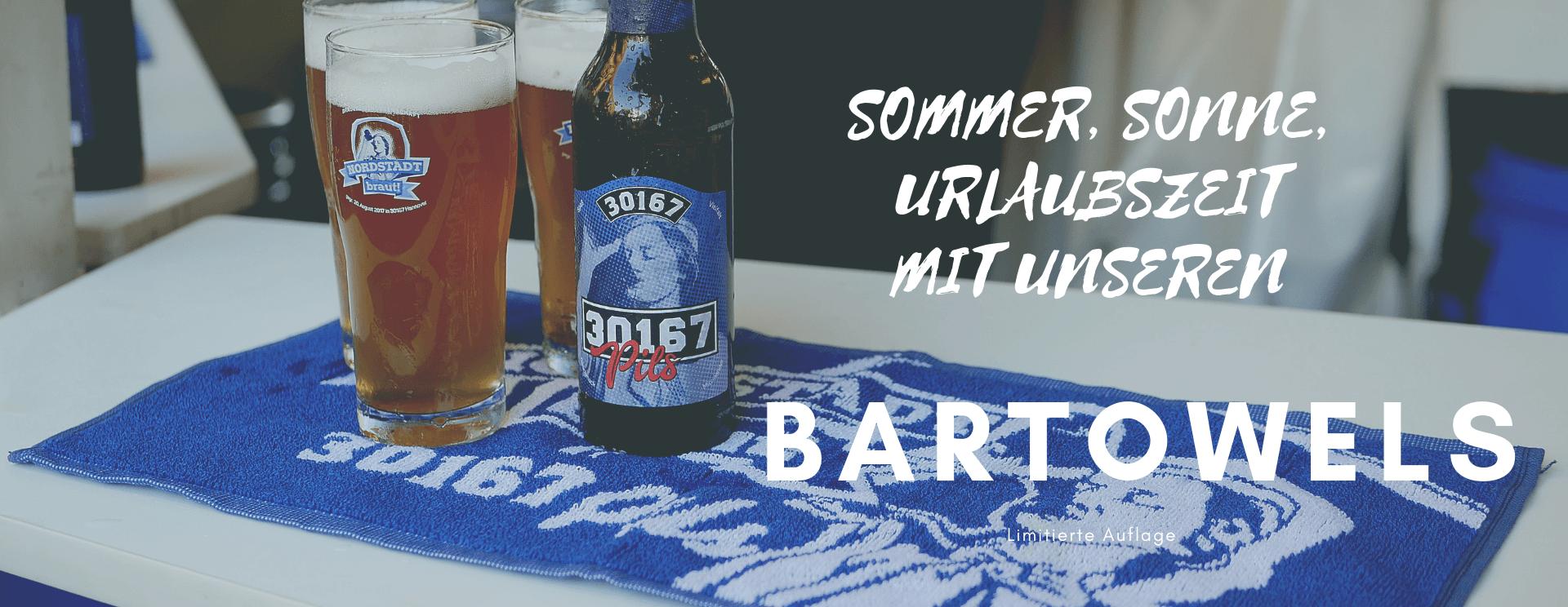 Sommer, Sonne, Urlaubszeit – Mit unseren Bartowels!