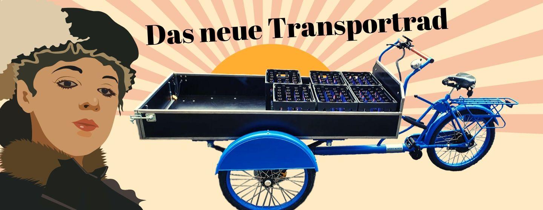 Das neue Transportrad
