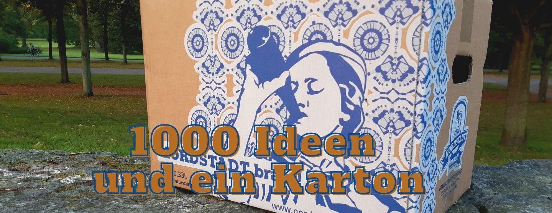1000 Ideen und ein Karton
