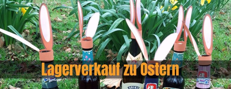 Read more about the article Osterverkauf am Sonnabend