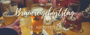 Brauereigeburtstag der NORDSTADT braut! eG 2021